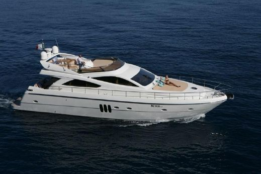 2006 Abacus 62