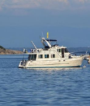 2006 North Pacific 42' Pilothouse