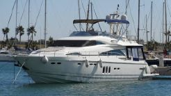 2009 Fairline Squadron 70 Fly