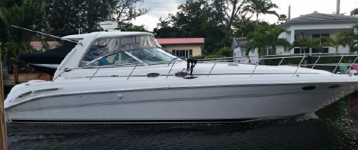 2003 Sea Ray 410 Express Cruiser