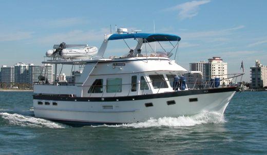 1987 Defever Offshore Cruiser