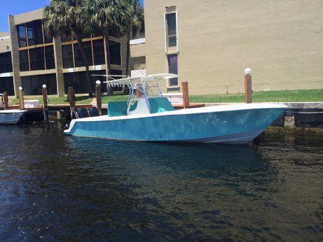 2013 Sea Vee 32 Open