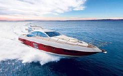 2008 Azimut 62S HARD TOP