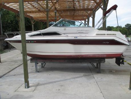 1990 Sea Ray 220 Sundancer