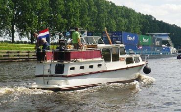 1986 Custom Stahlyacht Holland Neptun 1170