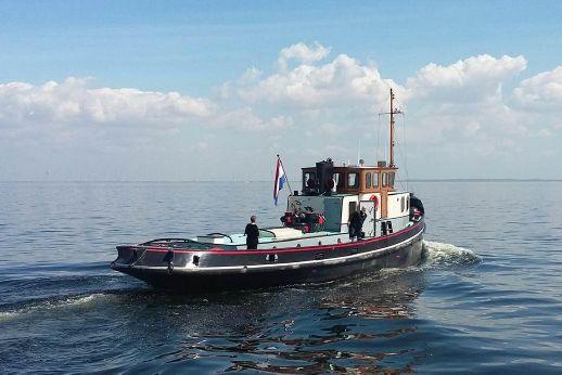 1927 Tug- Sleepboot, Houseboat Former marine