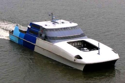 1995 Custom Fast RoPax Ferry