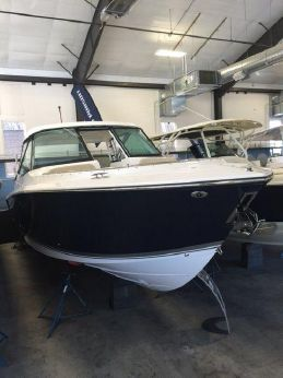 2016 Pursuit DC 325 Dual Console