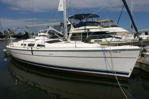 2003 Hunter Marine 44 AC