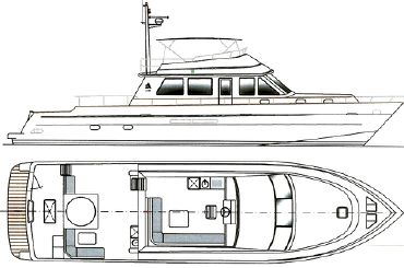 2015 Albin 65 NORTH SEA CUTTER