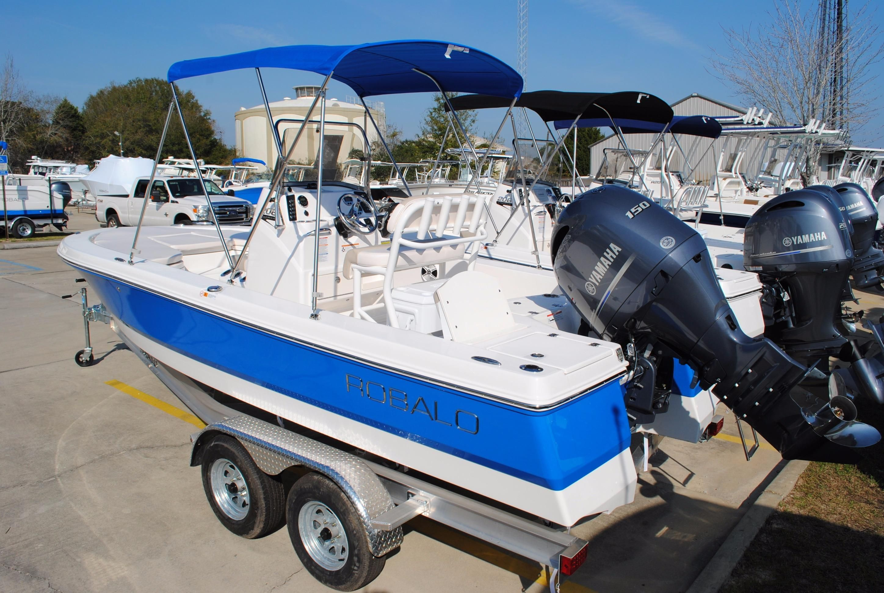 2017 robalo 206 cayman bay boat power boat for sale www for Robalo fish in english