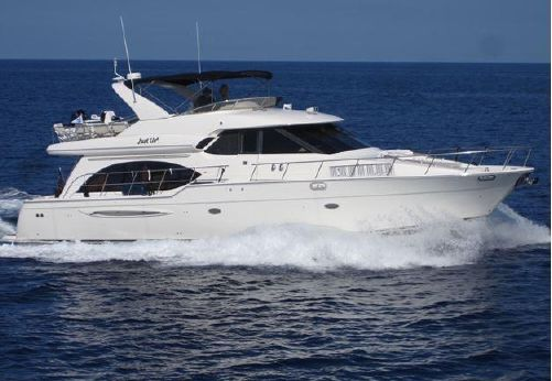 2007 Meridian 580 Pilothouse