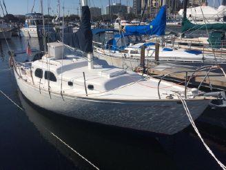 1966 Islander Yachts 32 Sloop