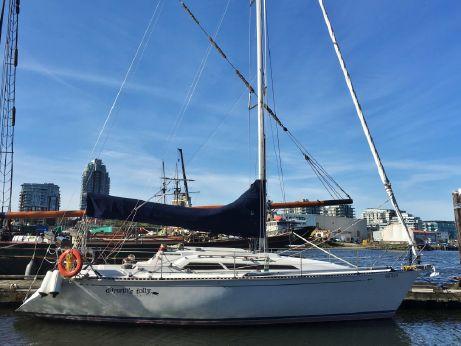 1990 C&C Yachts 34/36R