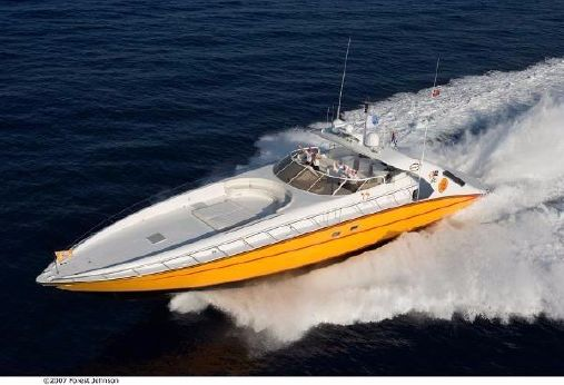 2004 Shoell Marine High Speed Offshore