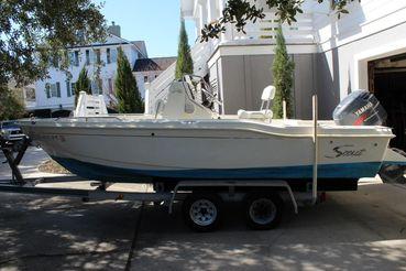 2000 Scout 202 Sportfish