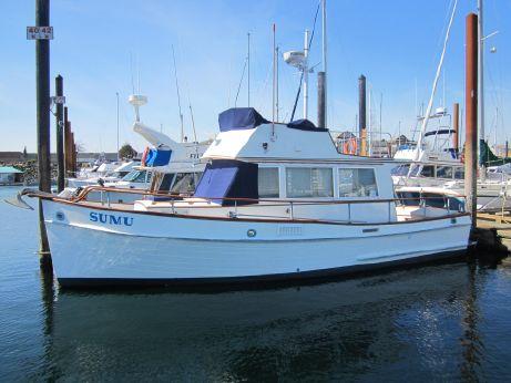 1974 Grand Banks Classic Trawler