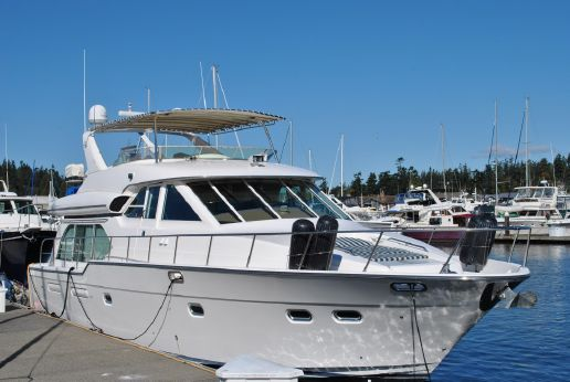 2002 Bayliner 5788 Pilothouse Motor Yacht