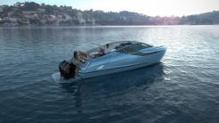 2020 Fairline F//Line 33 Outboard
