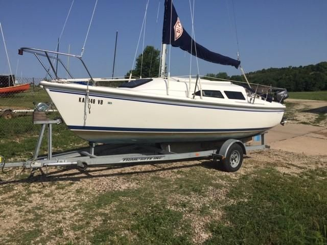 2004 catalina 22 mark ii