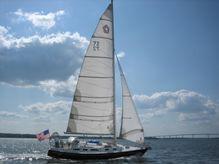 1987 Freedom Yachts 36