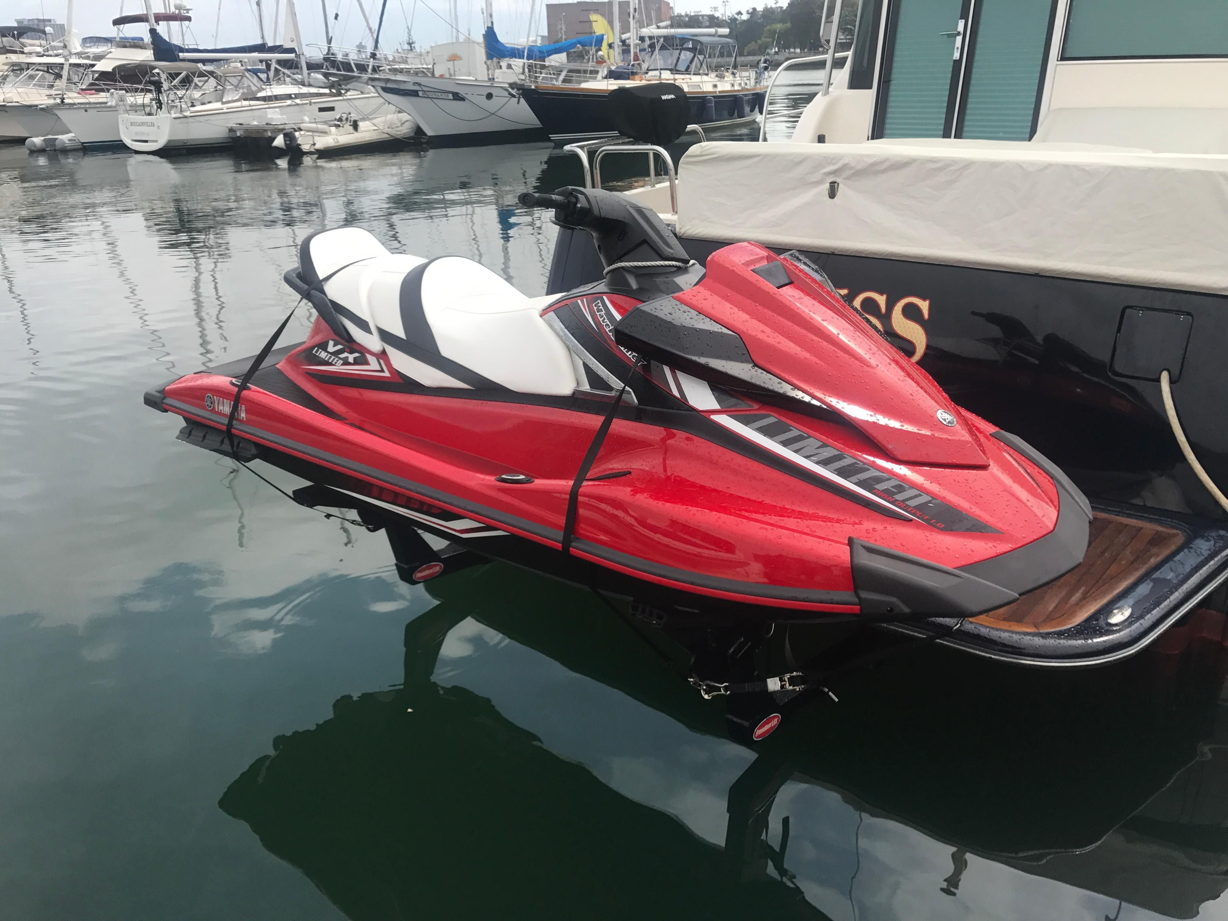 2016 yamaha vx limited power boat for sale www