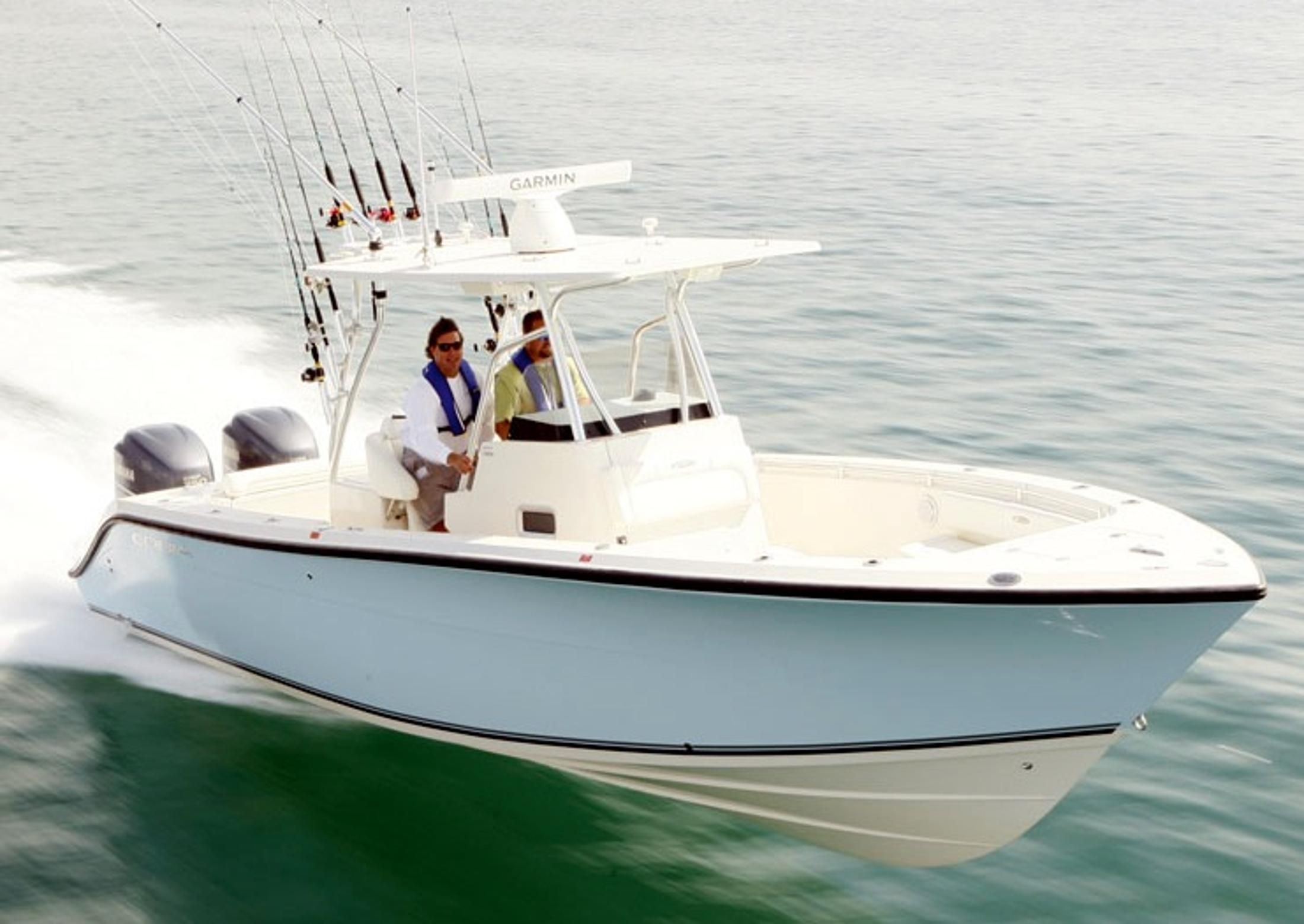 2017 Cobia 296 Center Console Power Boat For Sale - www ...