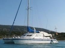 1984 Aluminium Catamaran Allu Cat