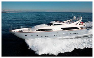 2006 Ferretti Yachts Custom Line