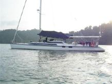 1999 Sharp Marine Ltd Usa Pilothouse Sloop 70