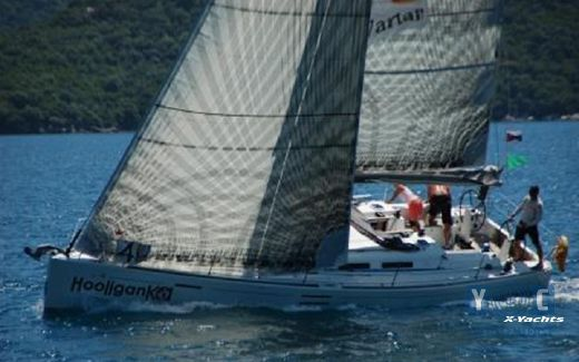 2012 Dufour Yachts 40 performance