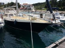 2010 Custom Aluminium Sailboat