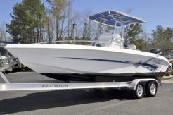 2008 Glasstream 242 CCX