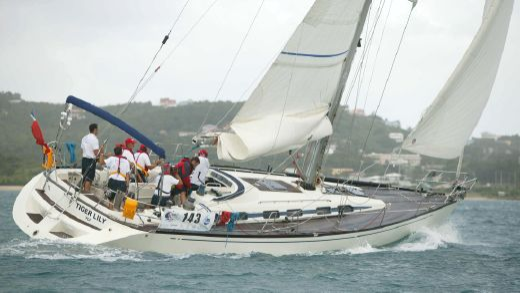 1996 X-Yachts X-482