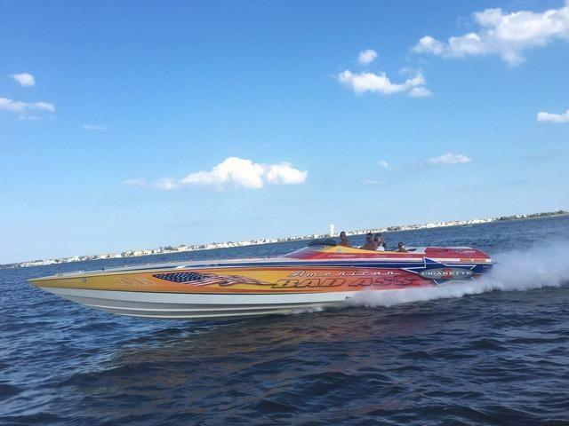 2003 Cigarette 46 Rough Rider Power Boat For Sale Www Yachtworld Com