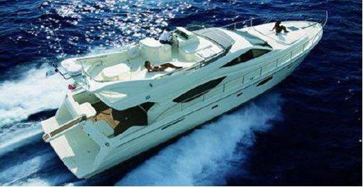 2007 Ferretti 550
