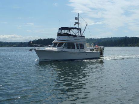 1993 Sabreline Trawler