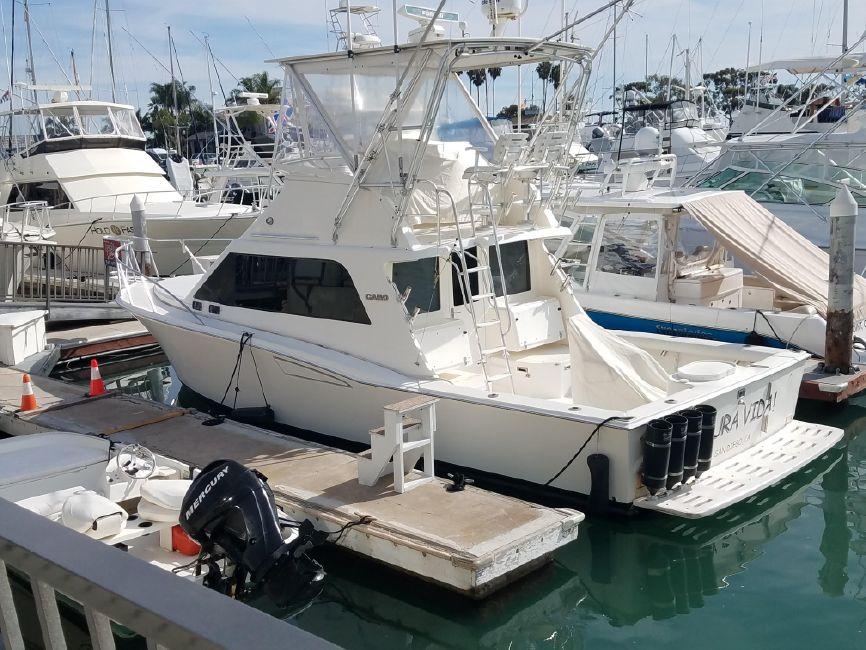 photo of 35' Cabo 35 Flybridge Sportfisher