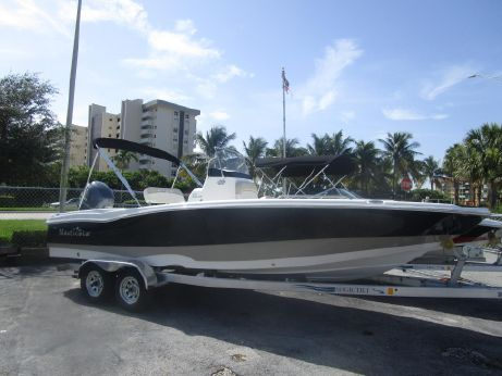 2015 Nautic Star 231 Angler