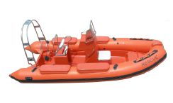 2015 Piranha P550 Club Rescue RIB