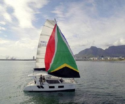 2017 Tru32 Cruising Sail Catamaran