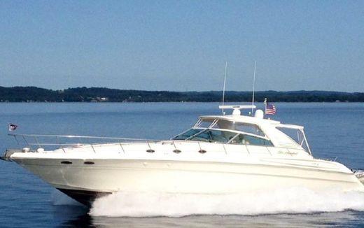 2007 Sea Ray 58 60 SSS