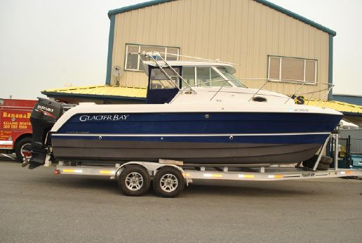 2007 Glacier Bay 2685 Coastal Runner