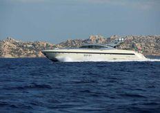 2007 Overmarine Mangusta 108