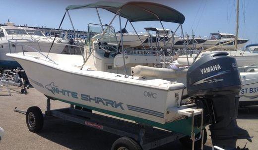 1996 White Shark WHITE SHARK 215