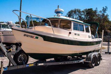 2001 C Dory 22 Cruiser
