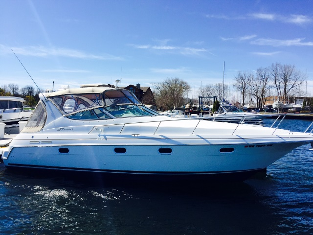 Sturgeon Bay (WI) United States  city photo : 1997 Cruisers Yachts 3375 Esprit Power Boat For Sale www.yachtworld ...