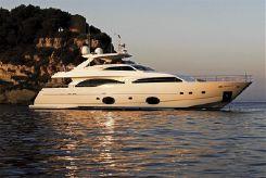 2006 Ferretti Yachts 97 Custom Line