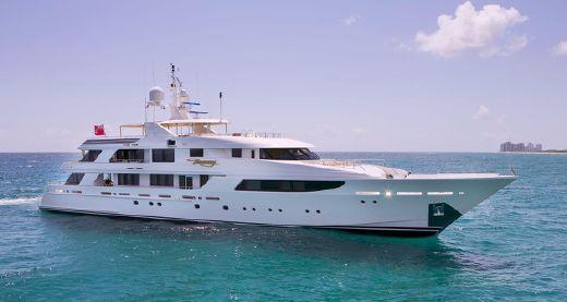 2010 Westport Tri Deck Motor Yacht