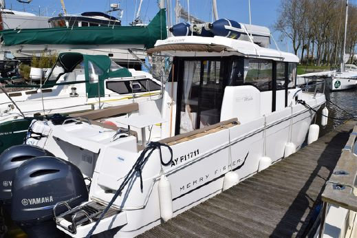 2014 Jeanneau Merry Fisher 855 Marlin